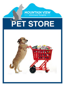 Click here to go to Mountain View Veterinary Hospital Online Store